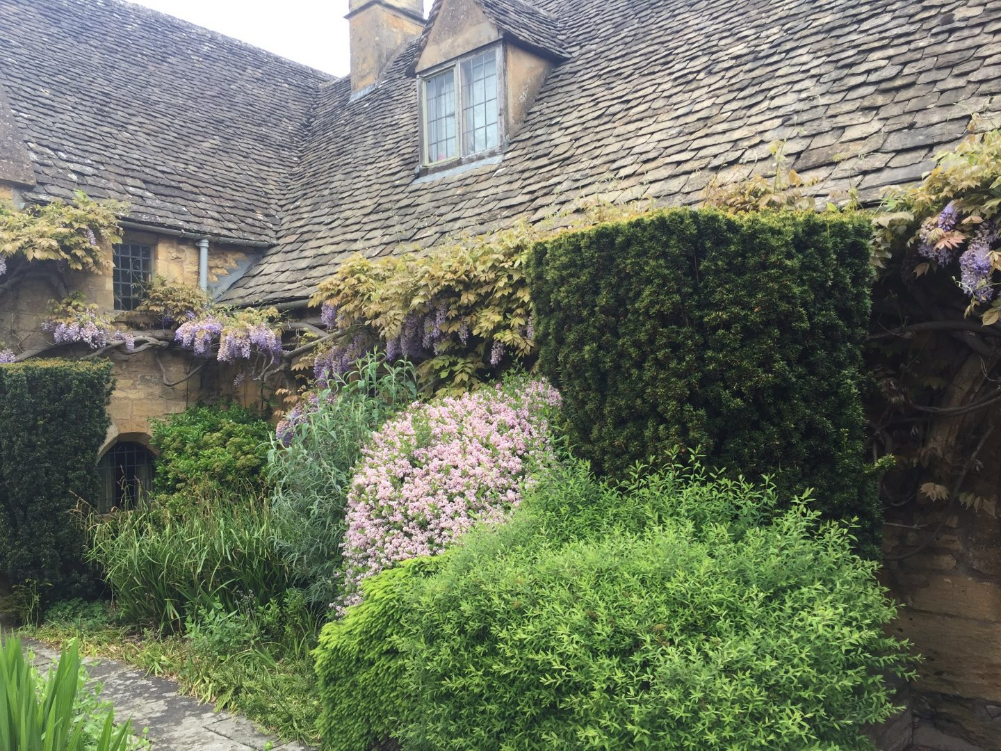Weekend trip to the Cotswolds