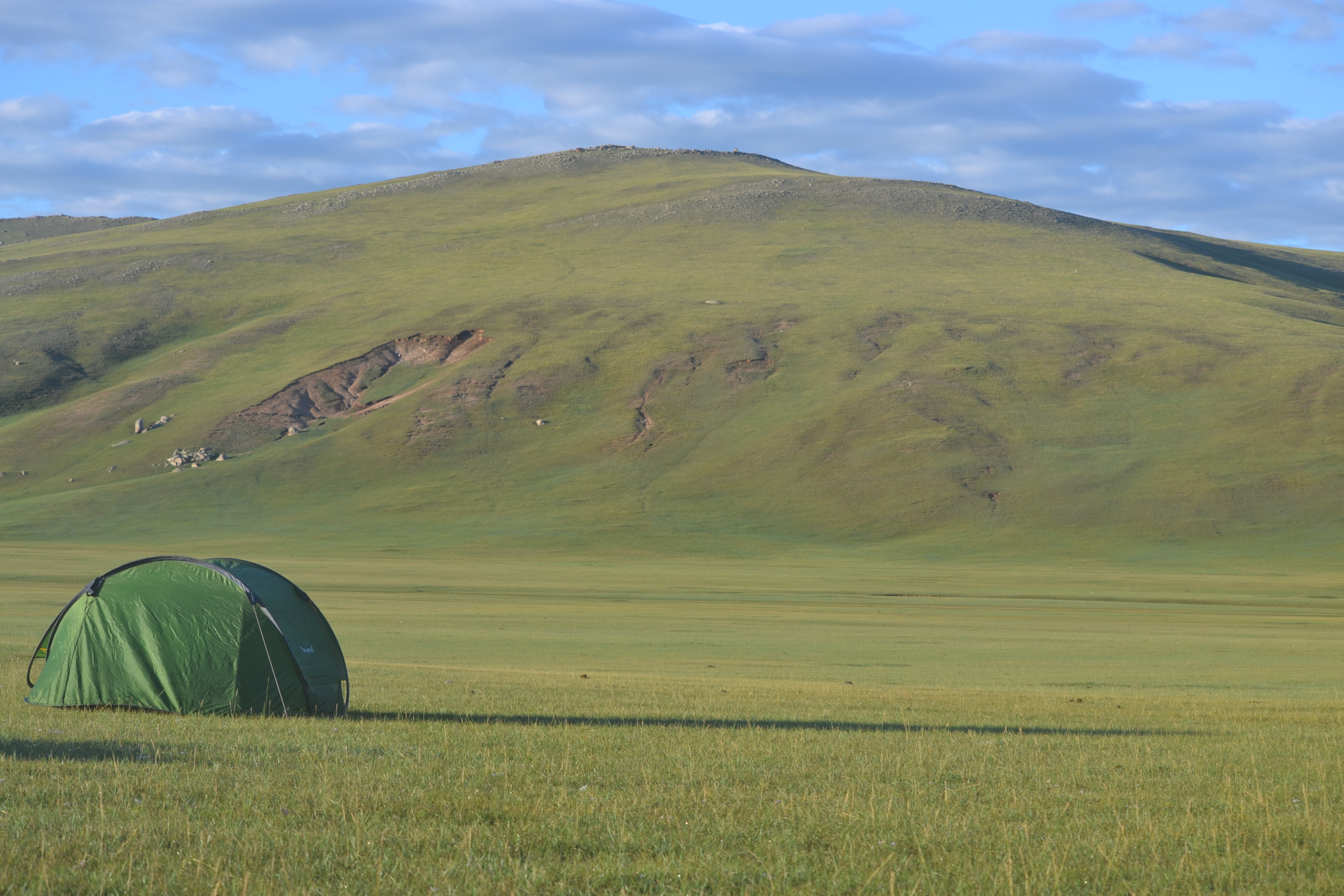 image of tent - accommodation when staying with Mongolian Nomadic family
