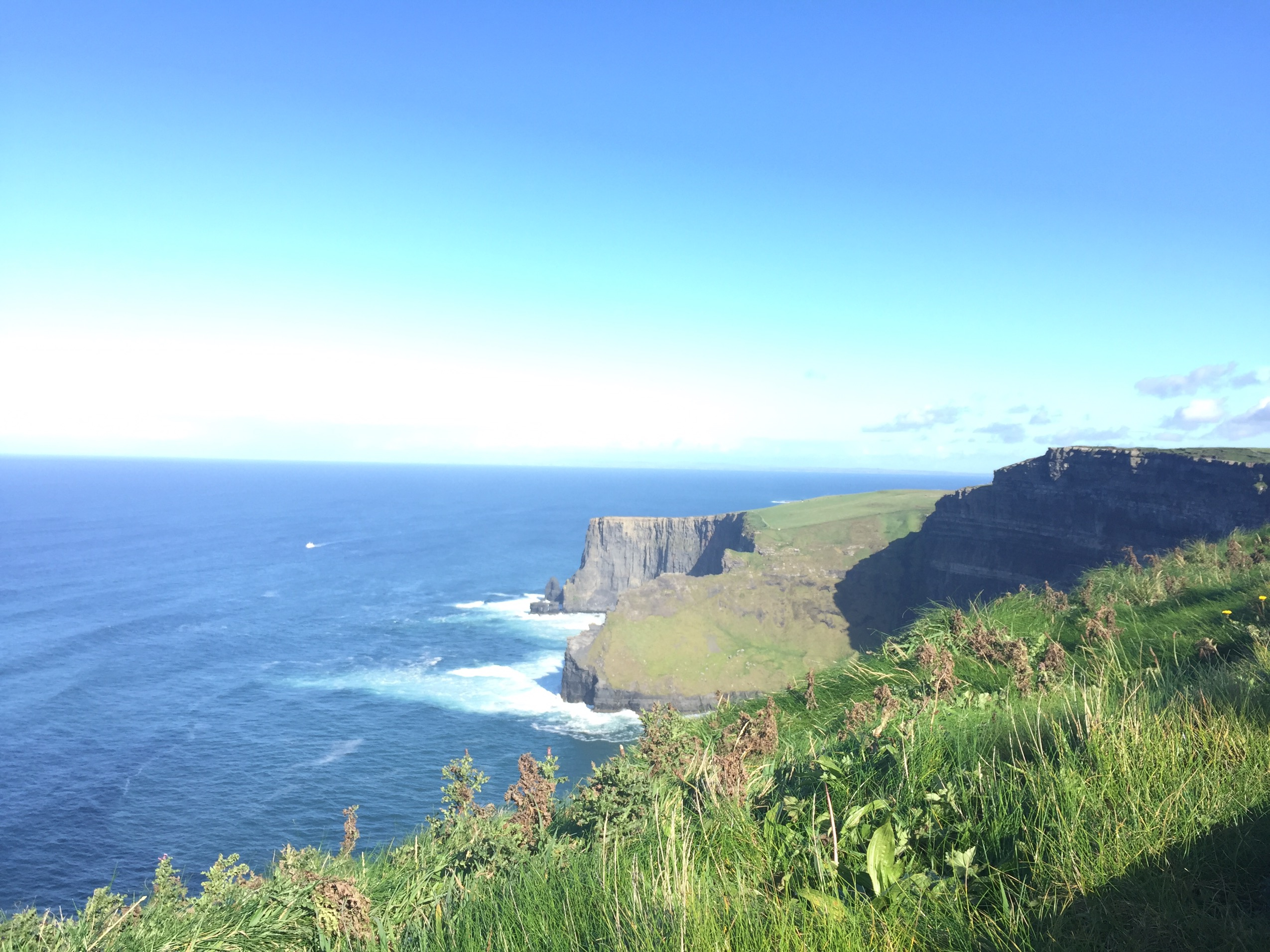Picture of Cliffs of Moher in Galway