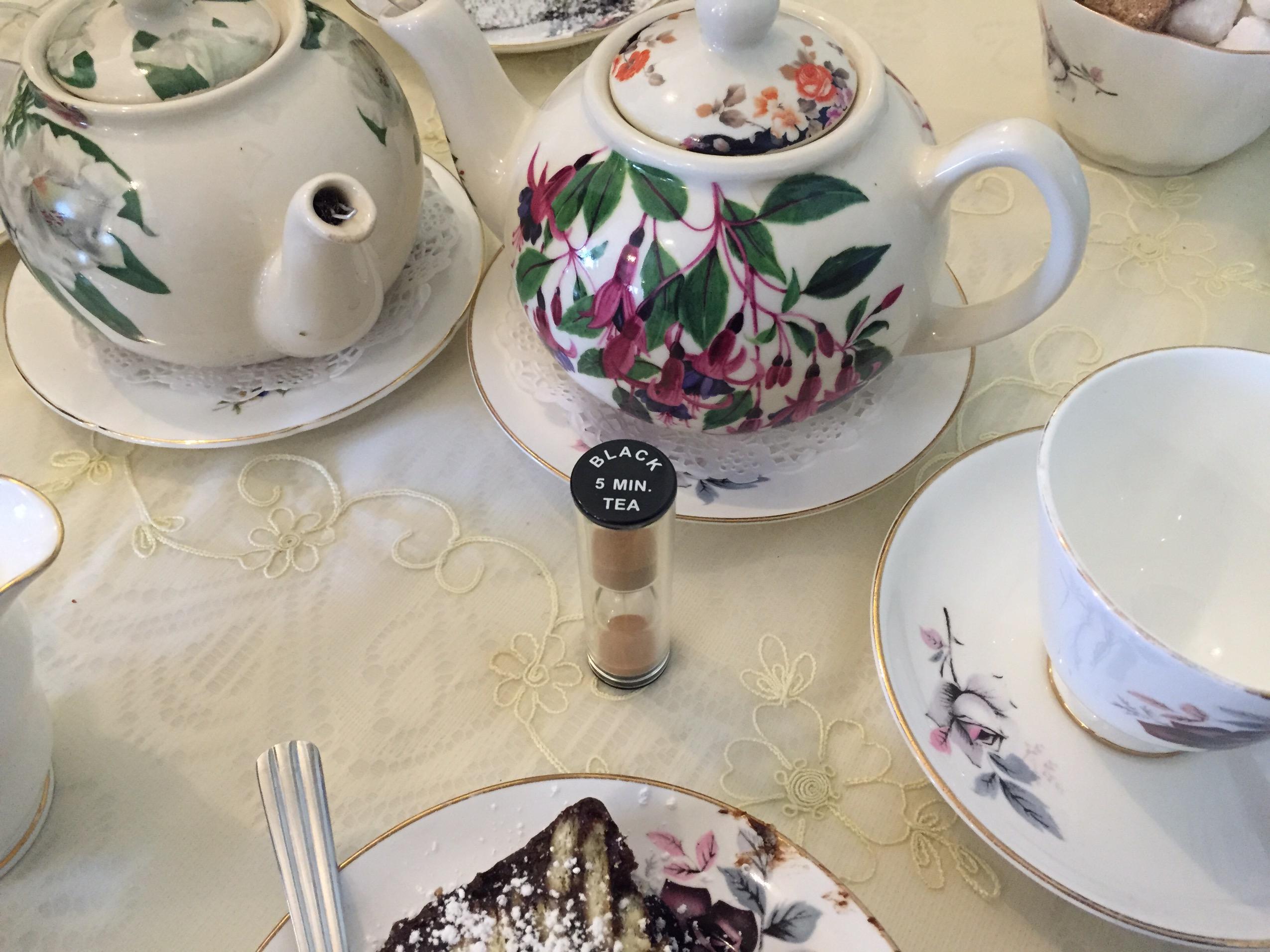 image of tea in Galway