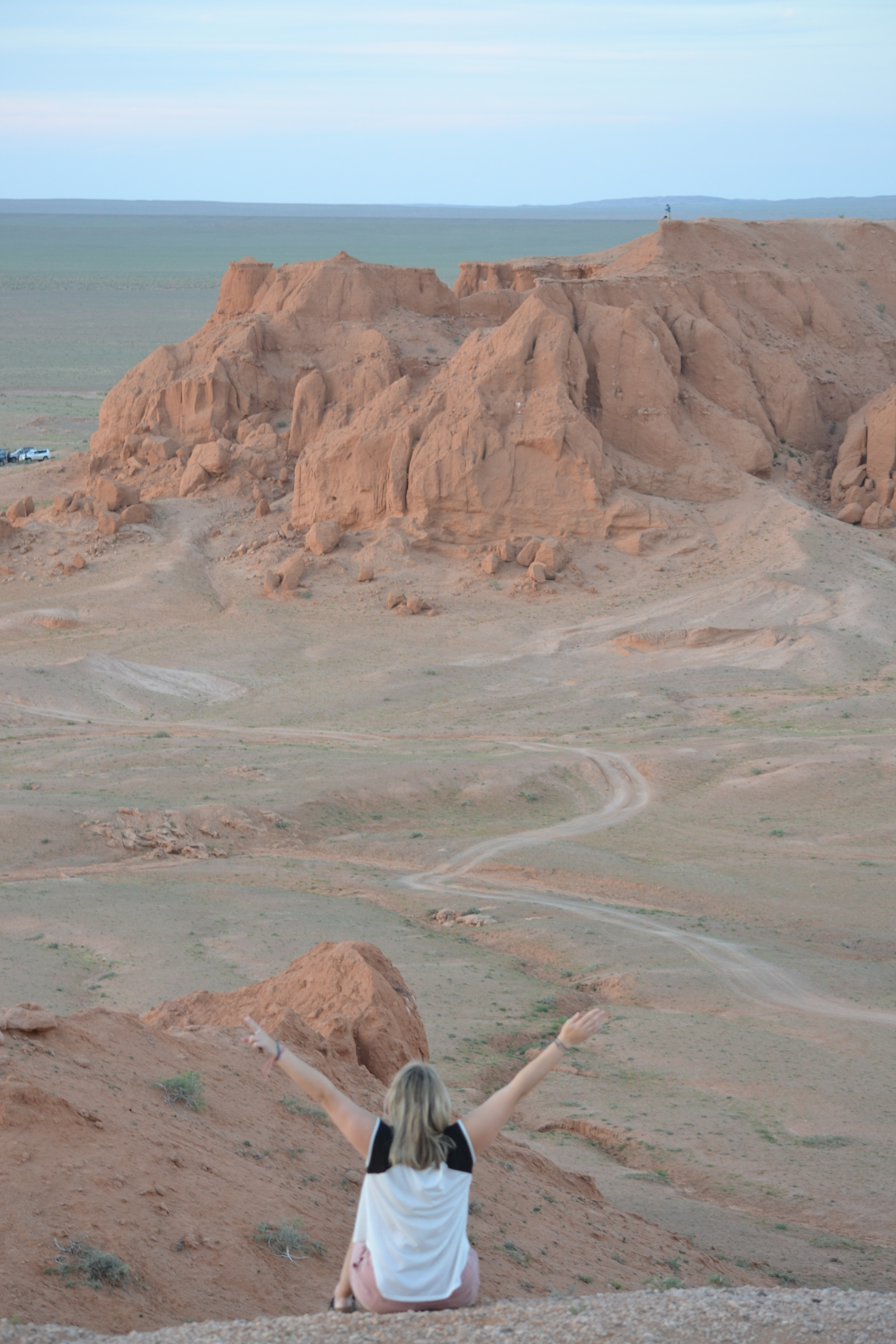 image of terrain of gobi desert