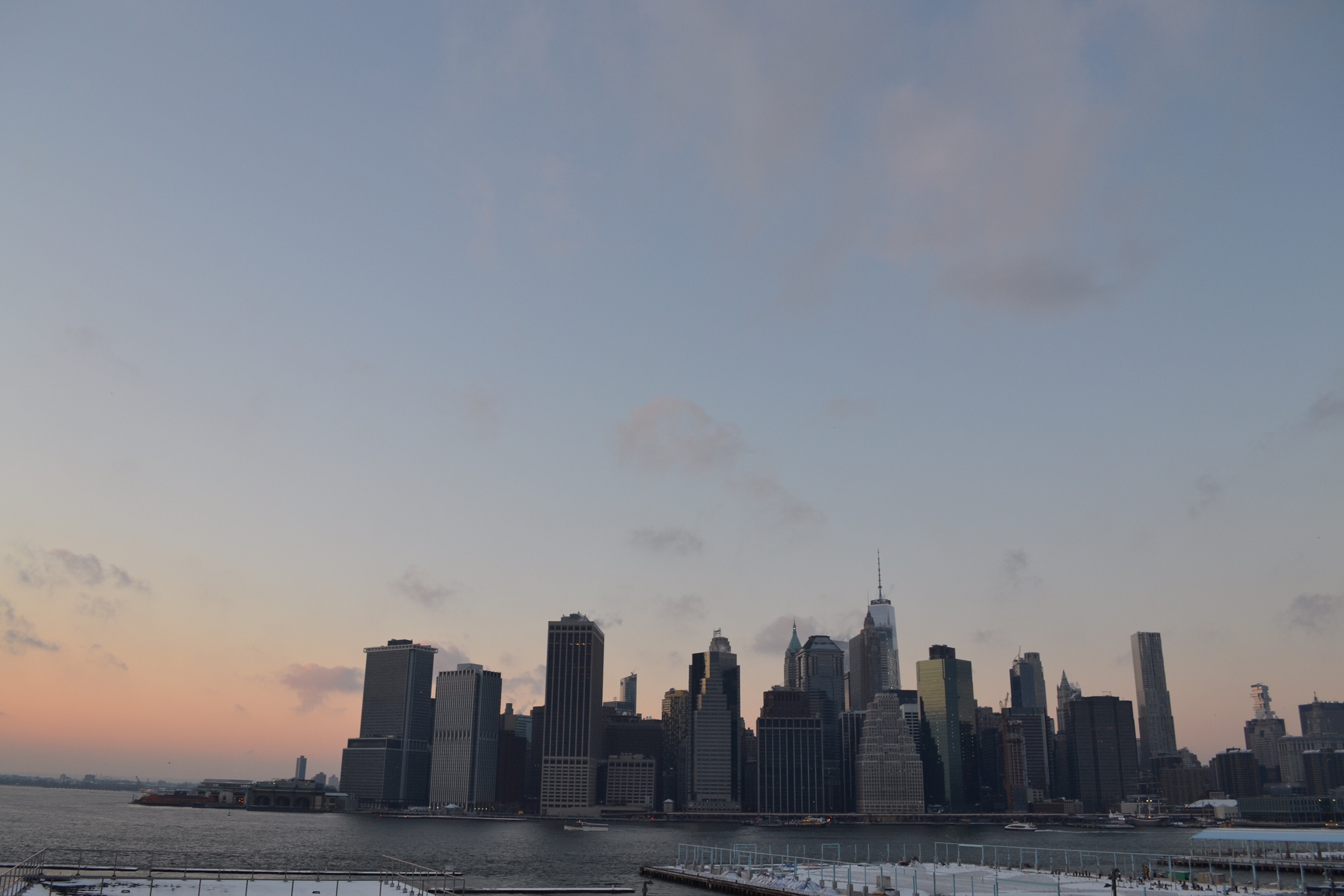 image of the New York skyline