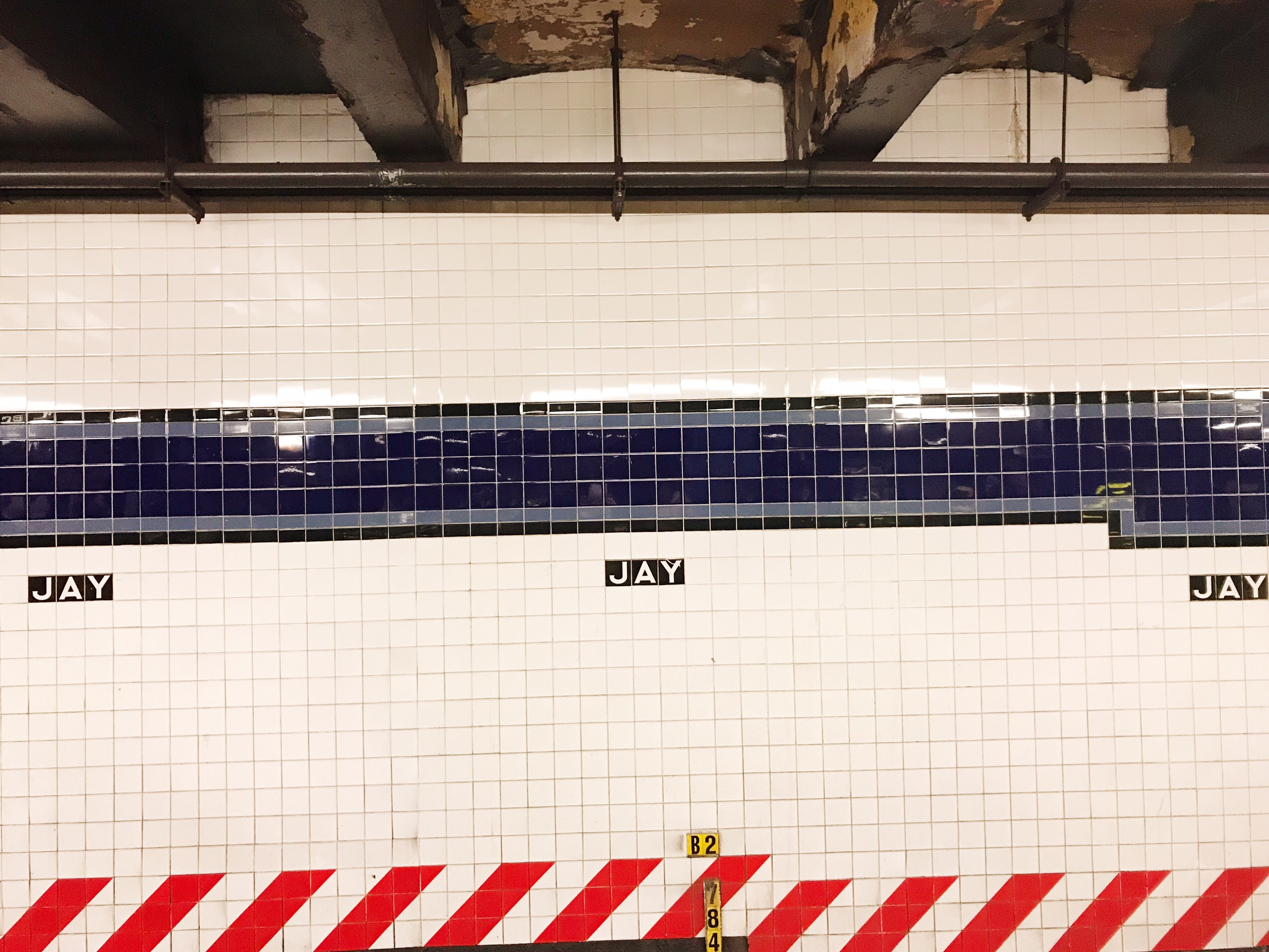 image of the subway in New York