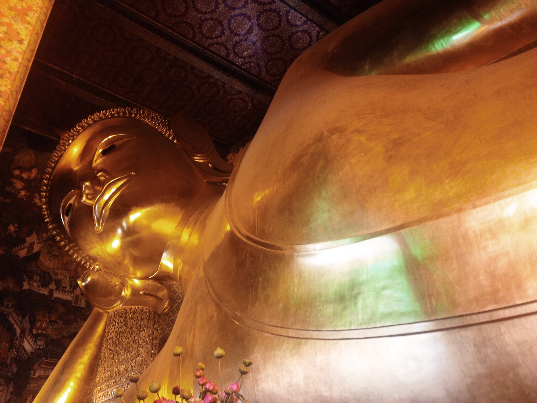 Image of Wat Pho in Thailand