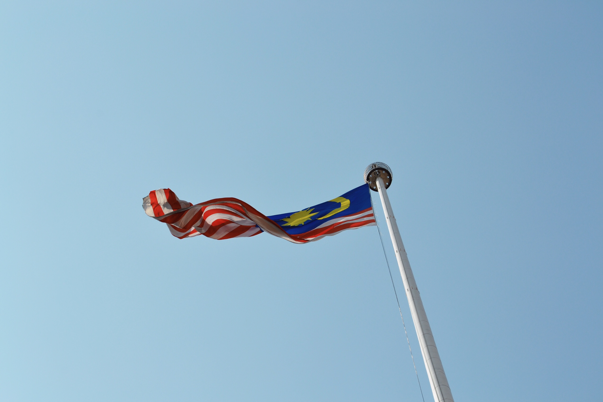 Image of Malayisa Flag