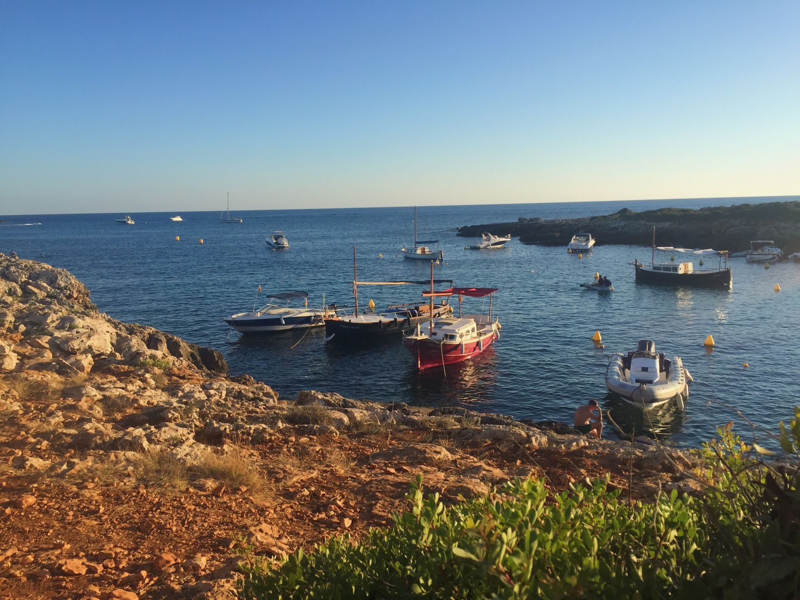 Binisafua in Menorca