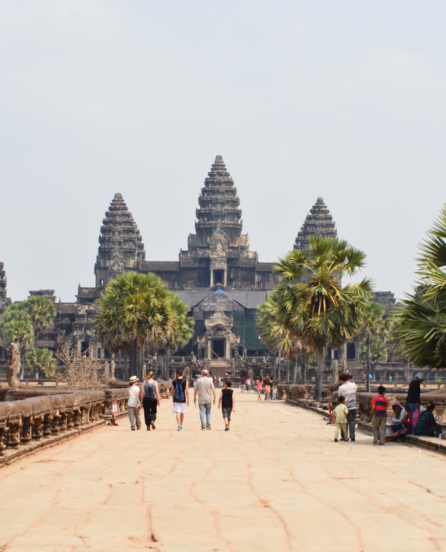 Image of Angkor Wat from Ulimate travelist