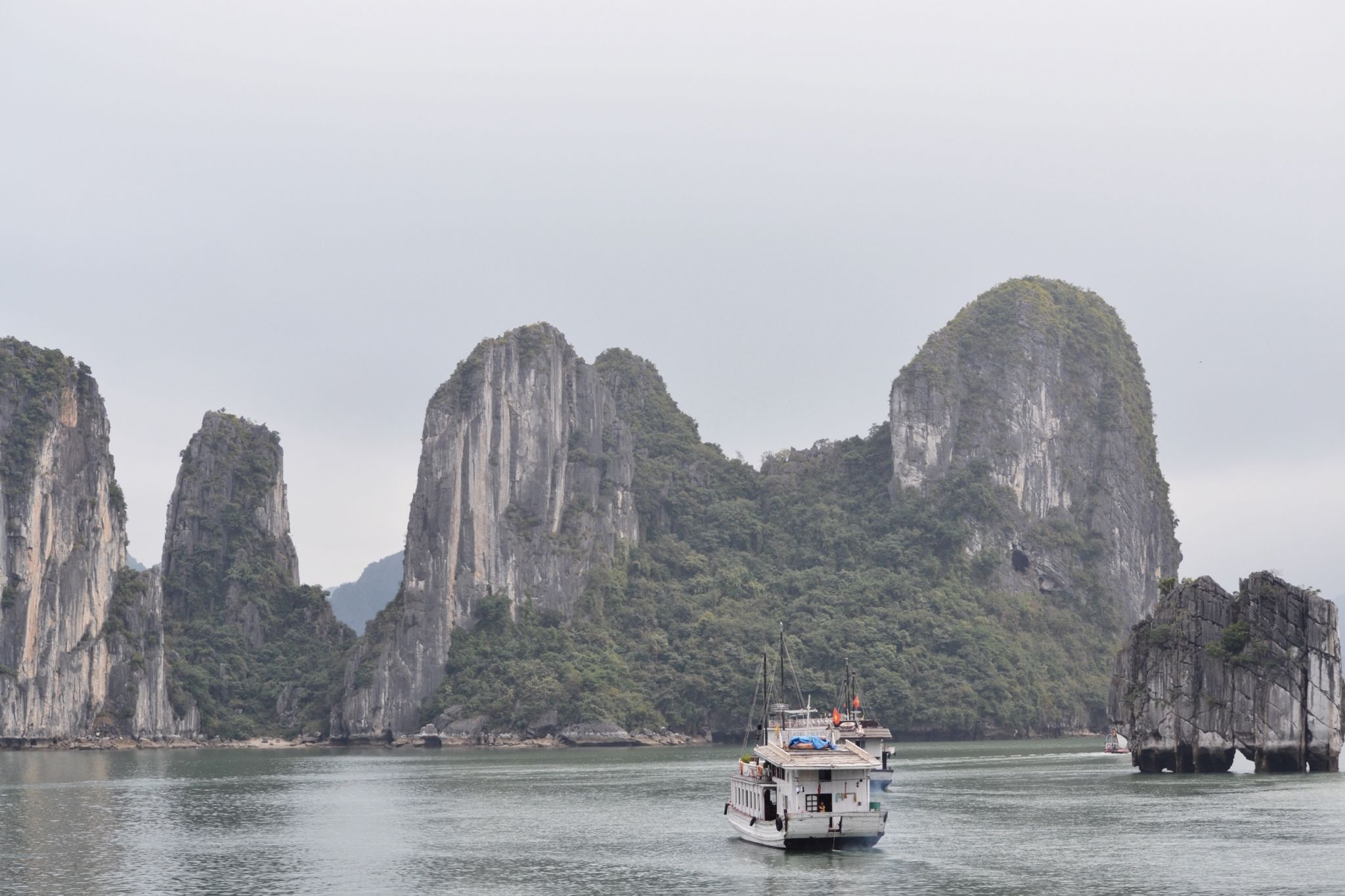 image of Halong Bay in Vietnam from Ultimate Travelist