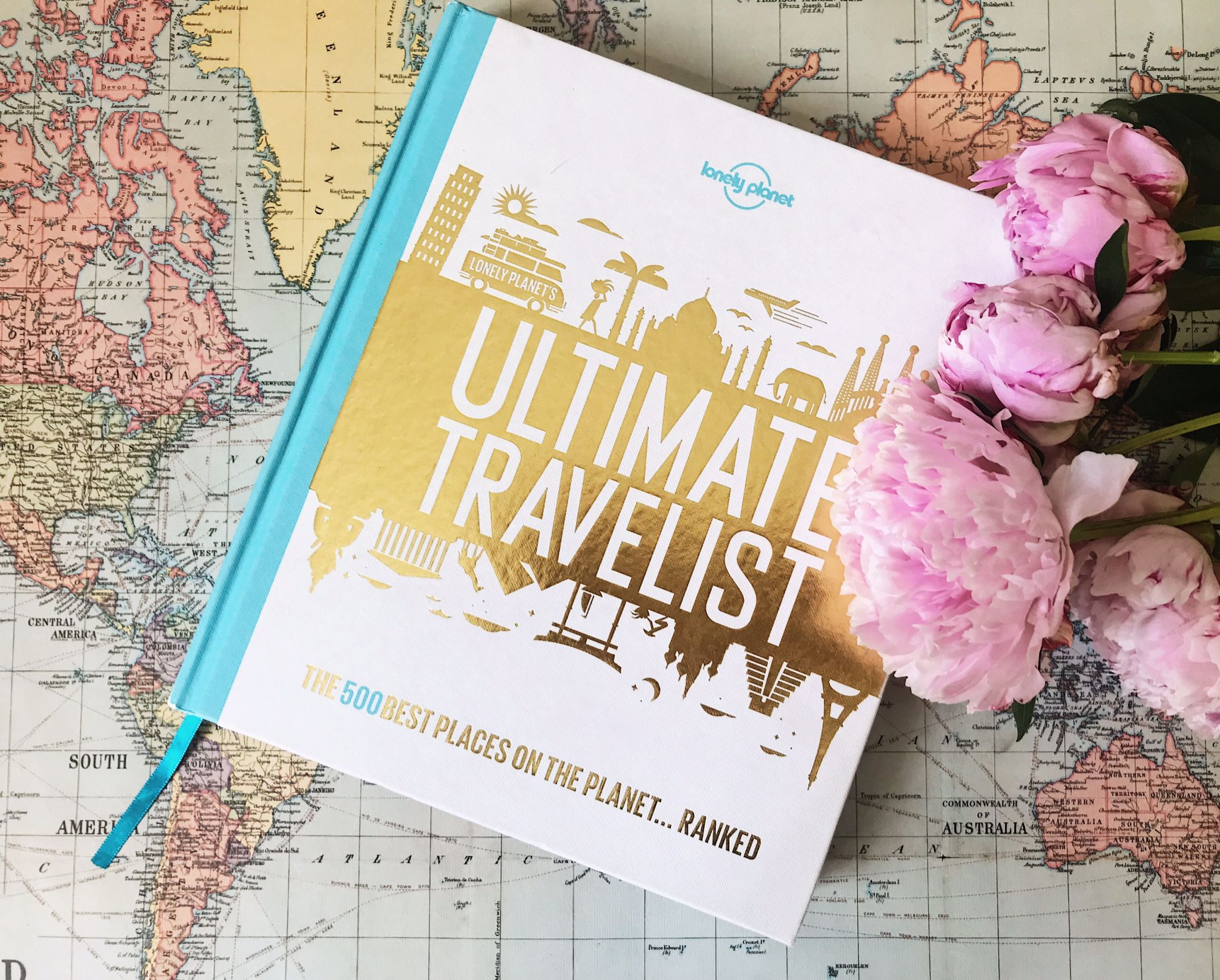 Image of the Ultimate travelist by Lonely Planet