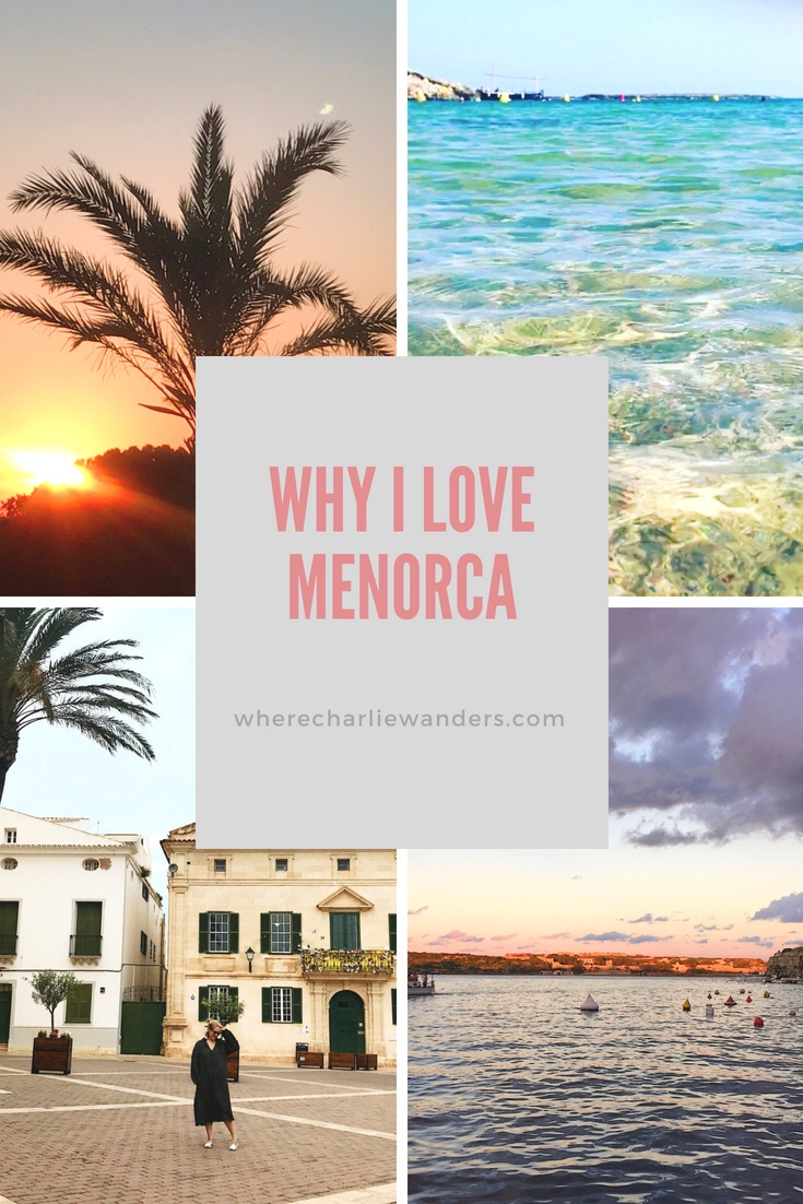 Picture of why I love Menorca