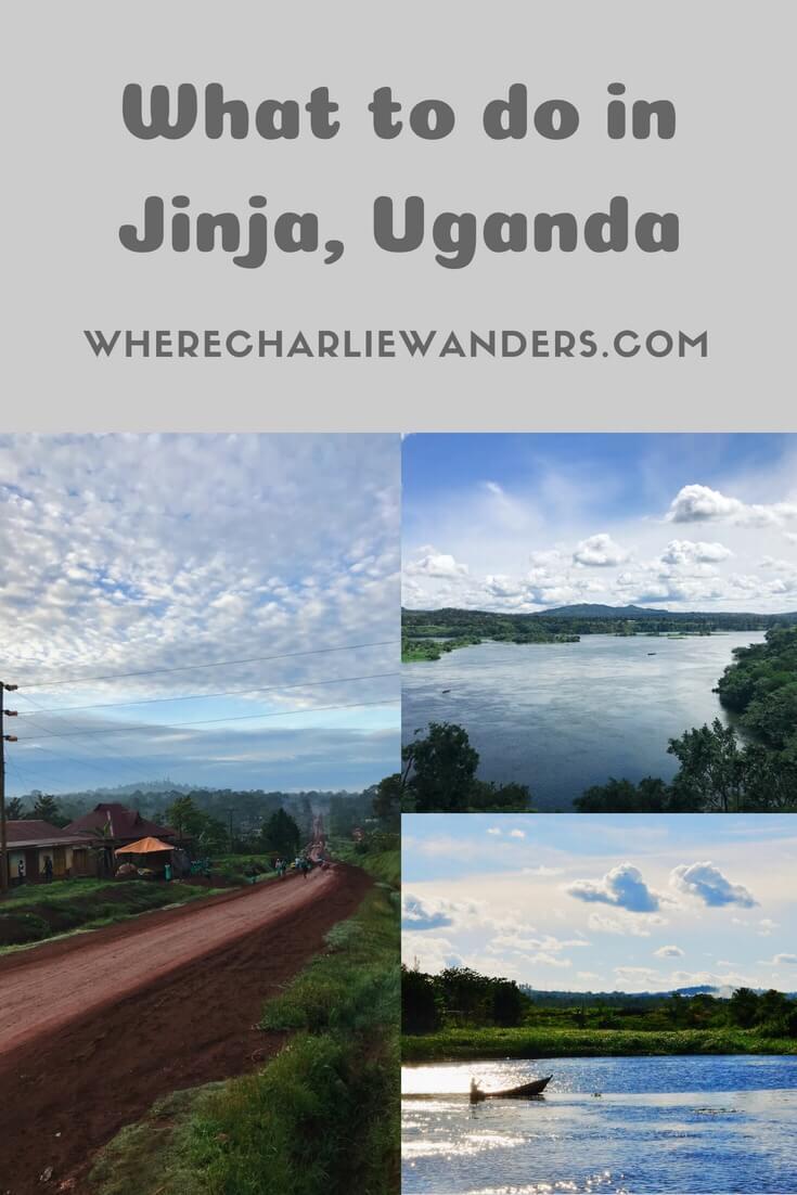 Image of jinja in Uganda
