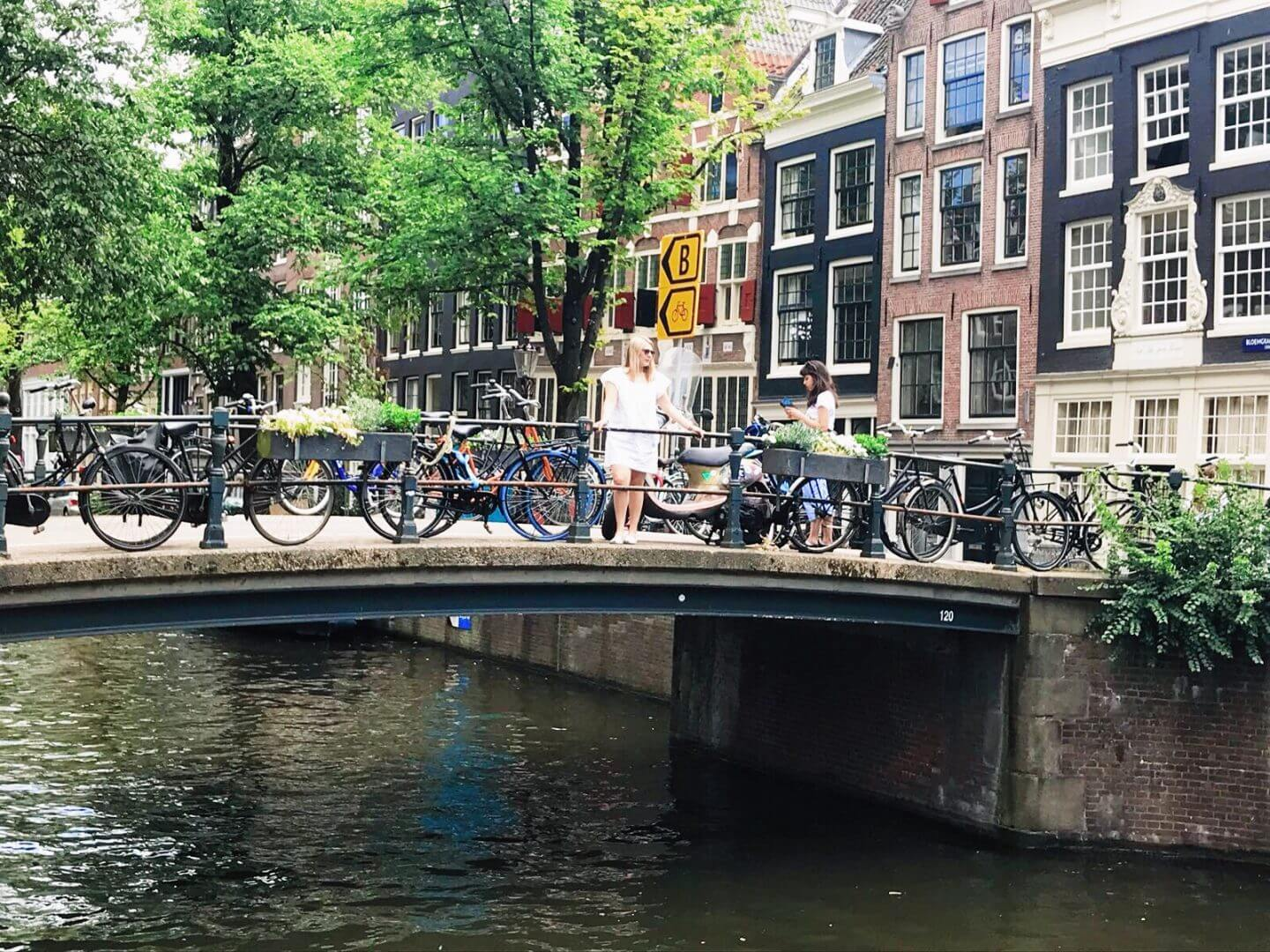 A guide to 48 hours in Amsterdam
