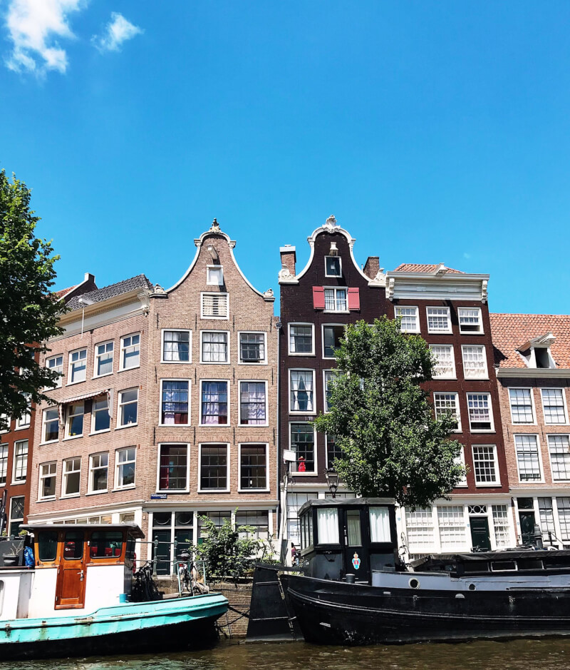 image of 48 hours in Amsterdam buildings