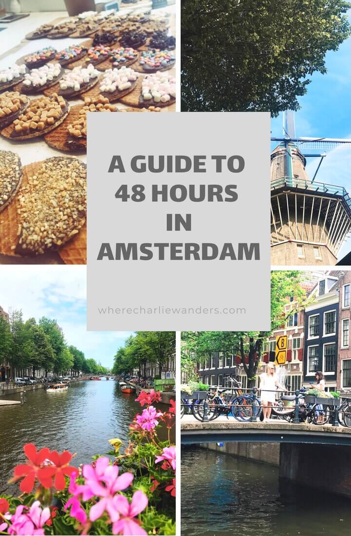 image of 48 hours in Amsterdam