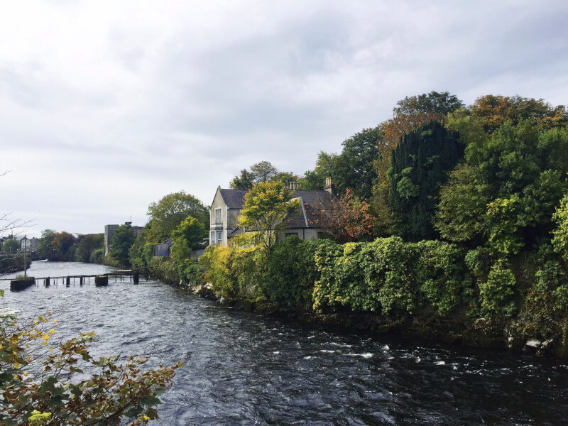 Image of Galway, one of the best places to travel to in Autumn