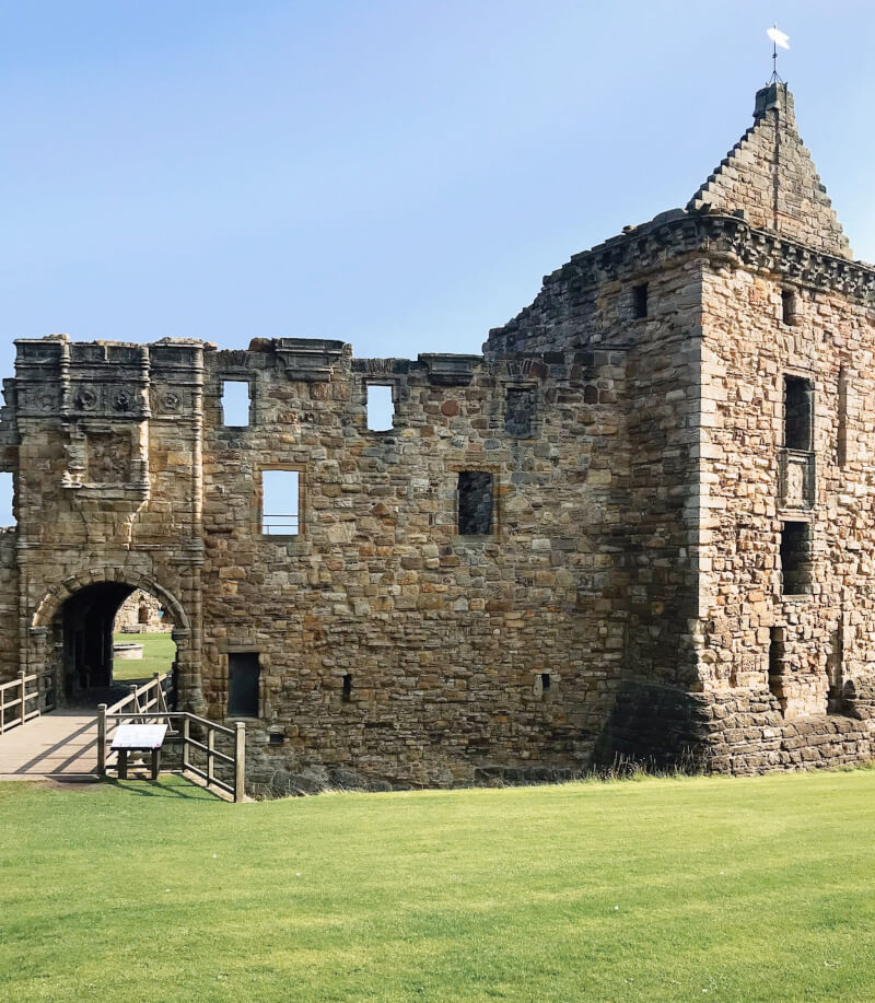 Image of St Andrews Castle