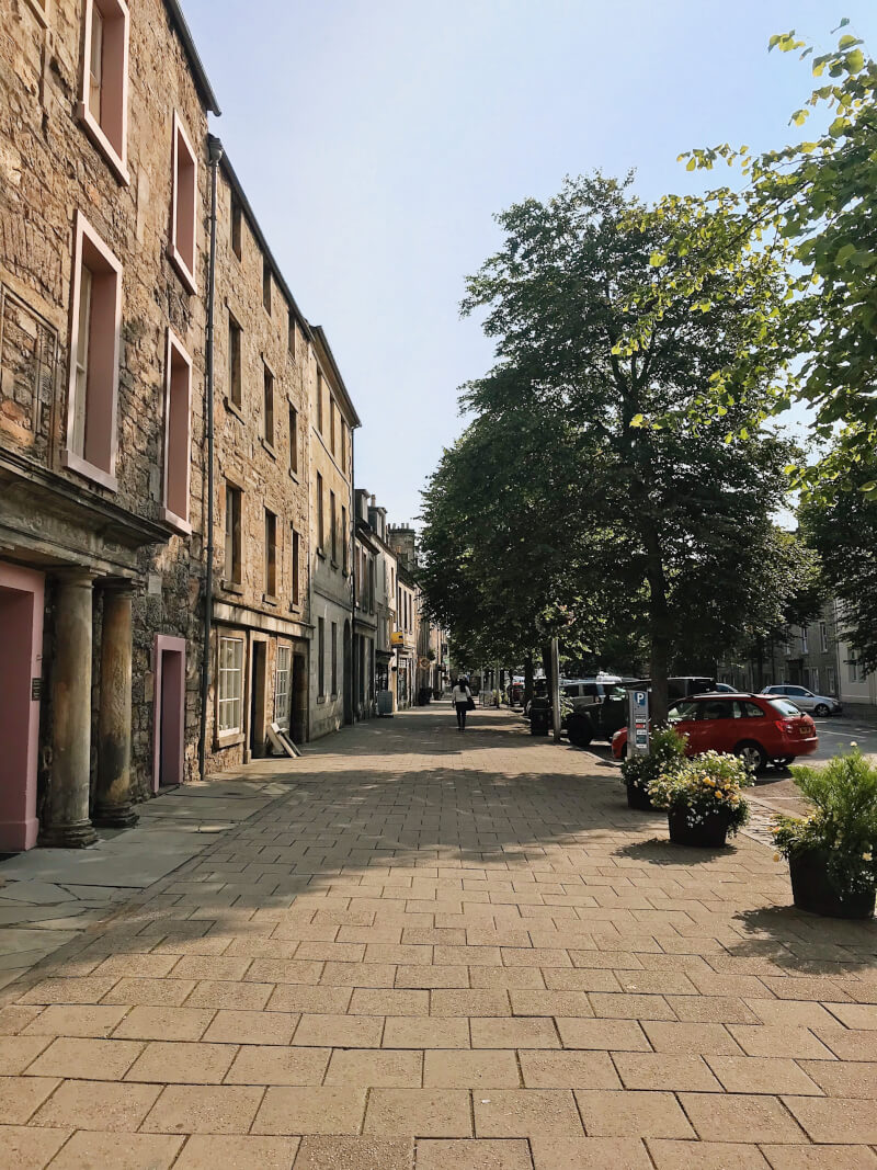 Image of St Andrews town