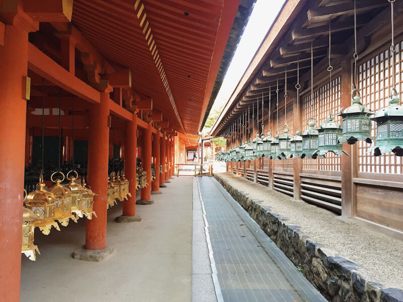 image of Kyoto in Japan itinerary