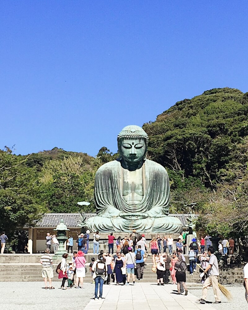 image of Kamakura in Japan itinerary