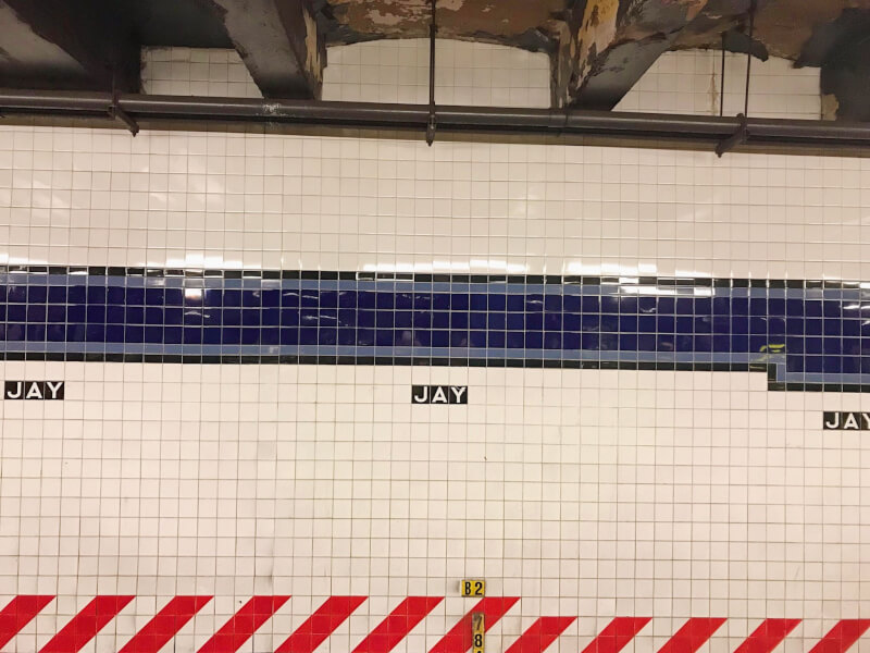 image of New York Subway