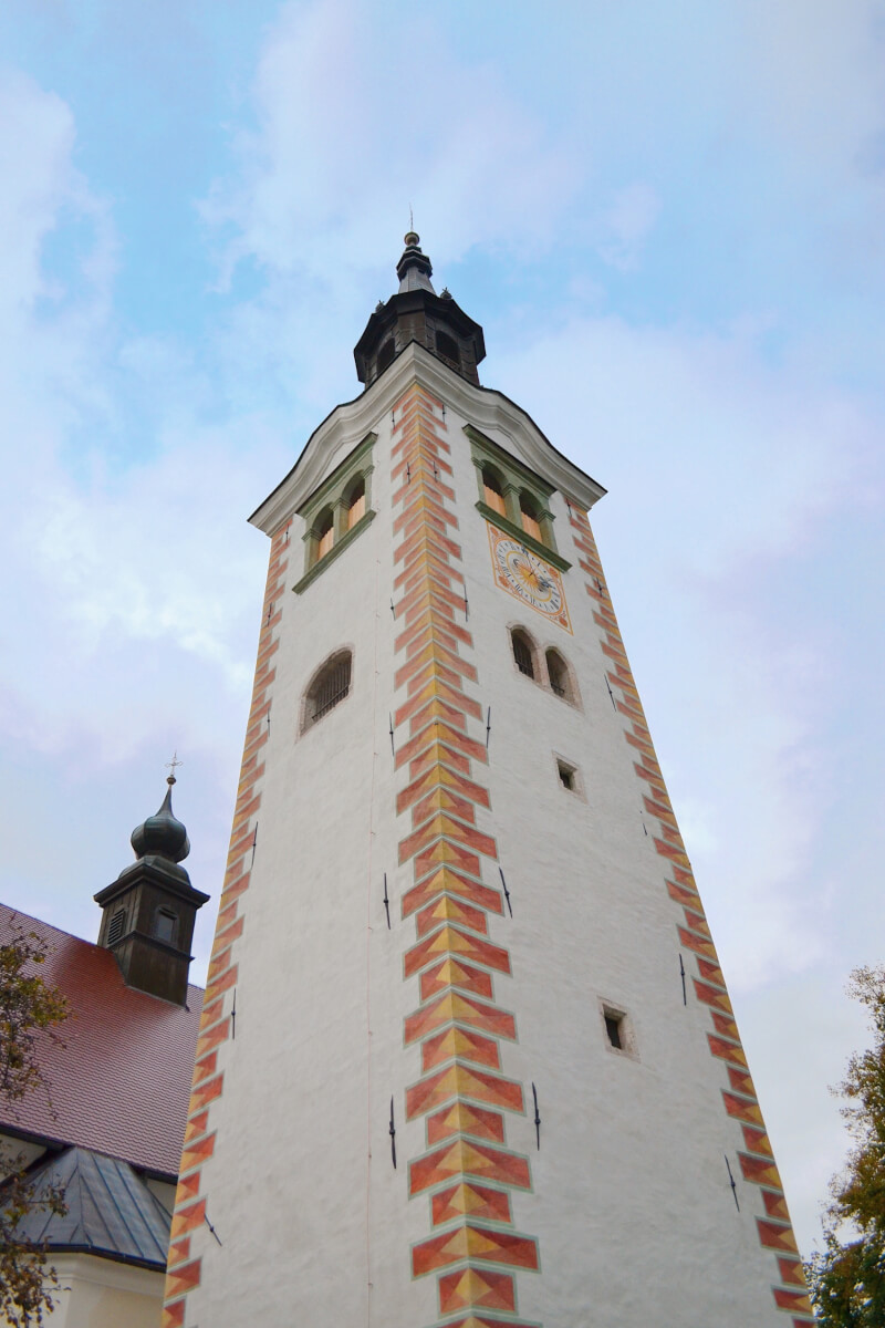 image of Bled Church