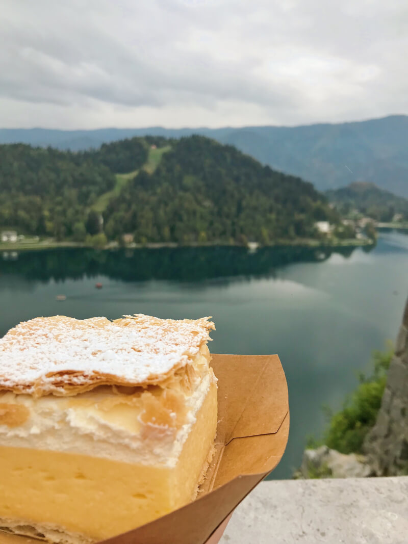 image of Bled Cake
