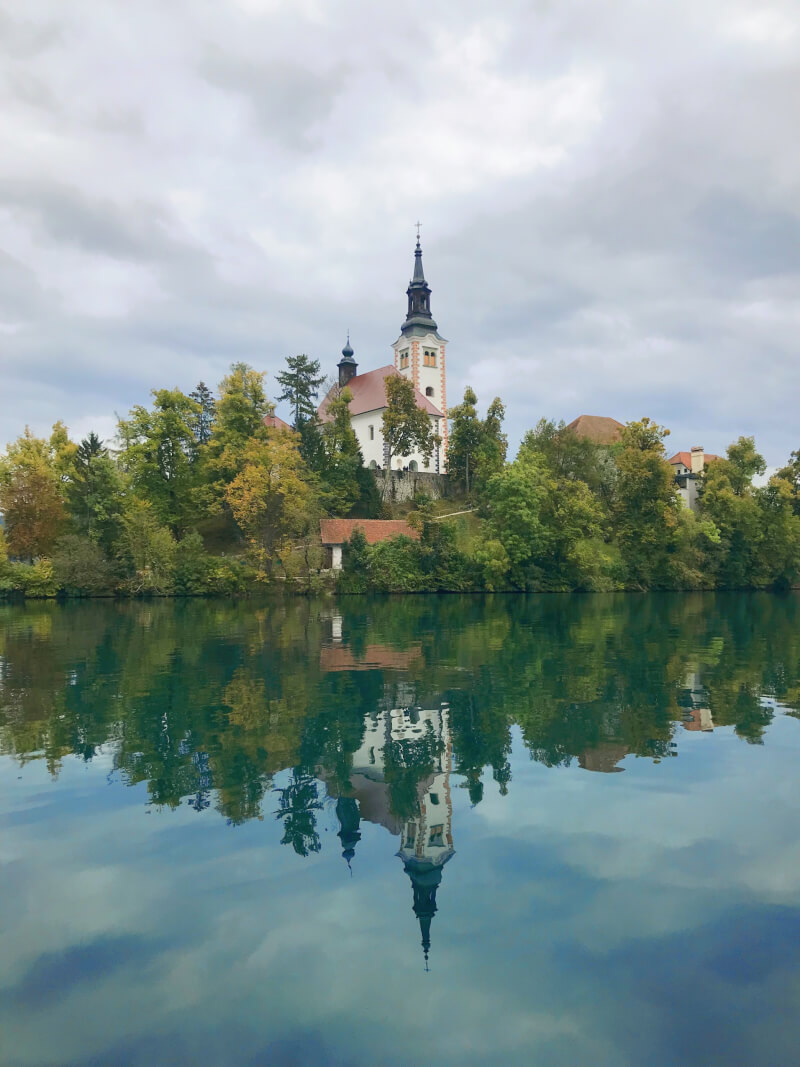 Image of Bled Island