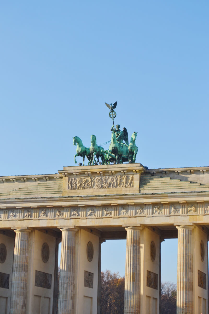image of Brandenburg Gate, things to do in Berlin