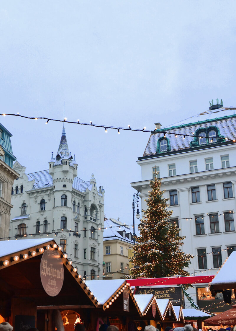 image of Weihnachtsmarkt Am Hof,