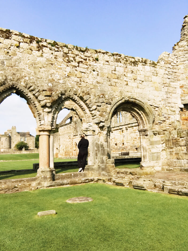 image of St Andrews in Scotland