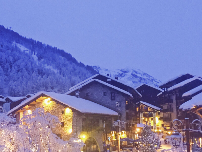 image of val d'isere