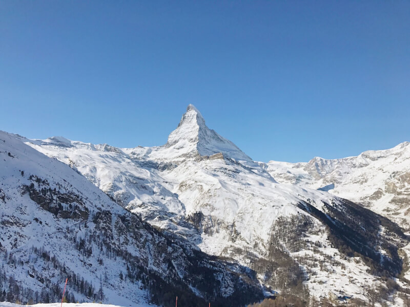 image of the Matterhorn