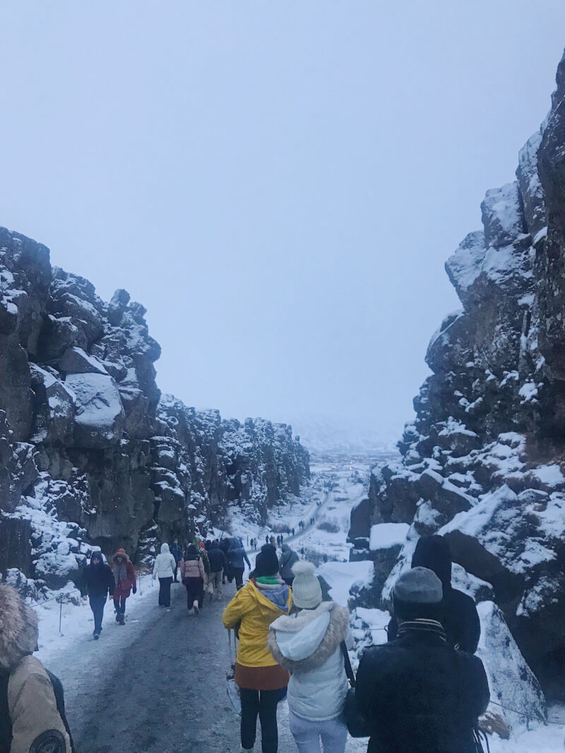 Image of Thingvellir national park