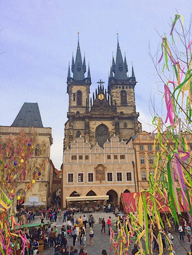Top Sights when Visiting Prague in Spring
