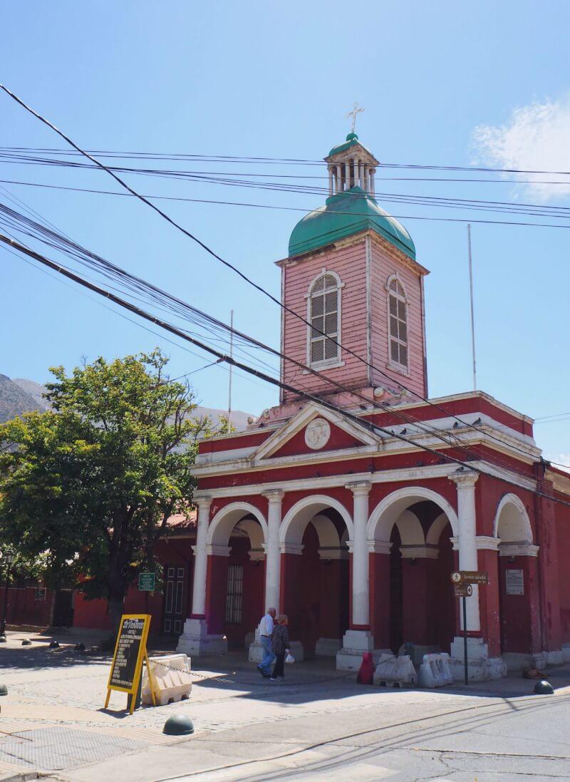 image of san jose el maipo