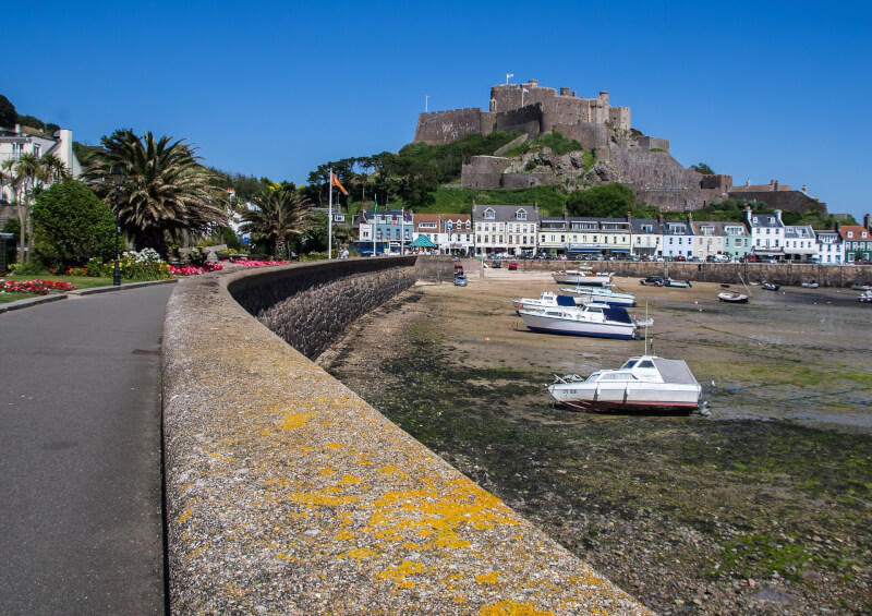 image of Jersey - best places to travel to in summer