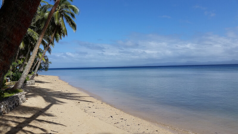 image of Fiji - best places to travel to in summer