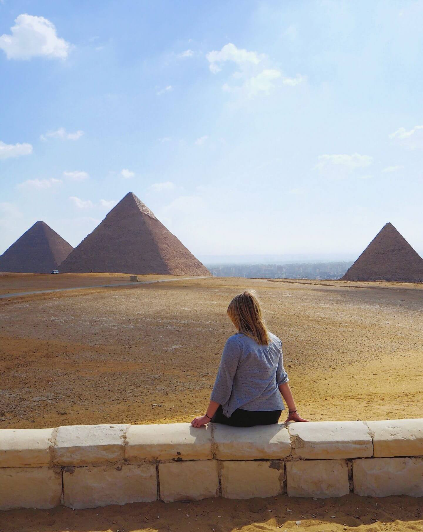 Image of Pyramids of Giza from Ultimate Travelist