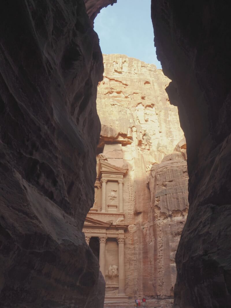 Image of Petra in Jordan from Ultimate travelist