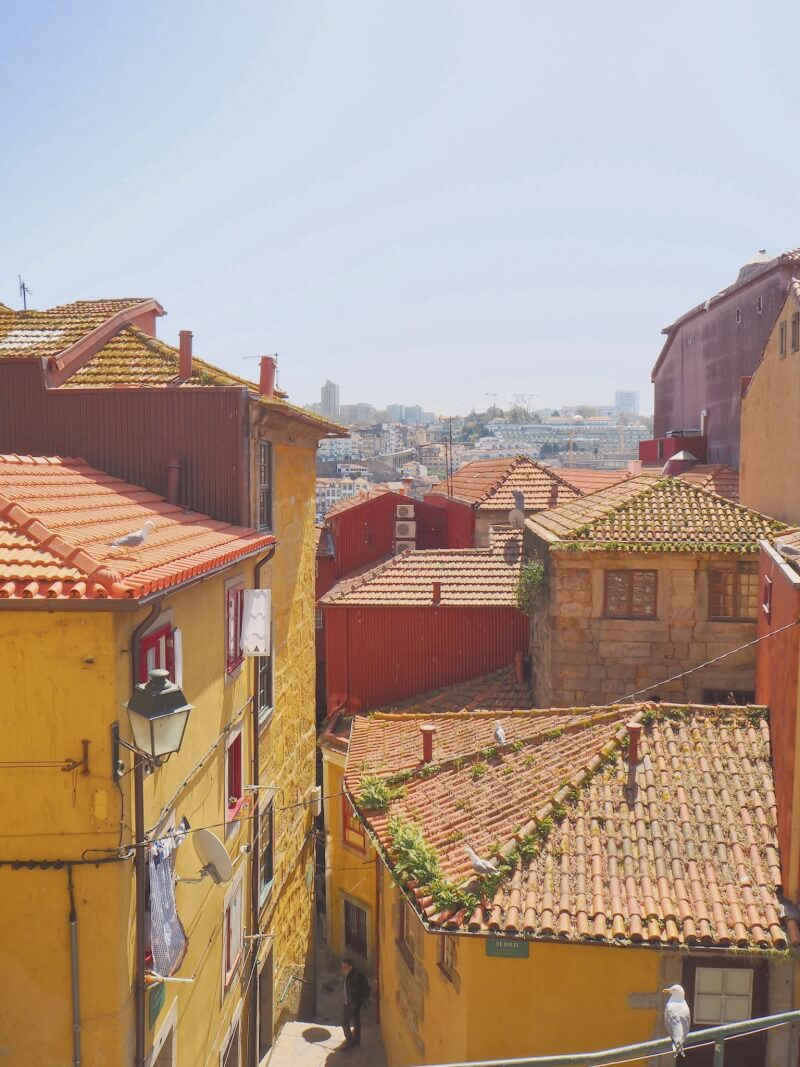 image of Barredo neighbourhood top things to do in Porto