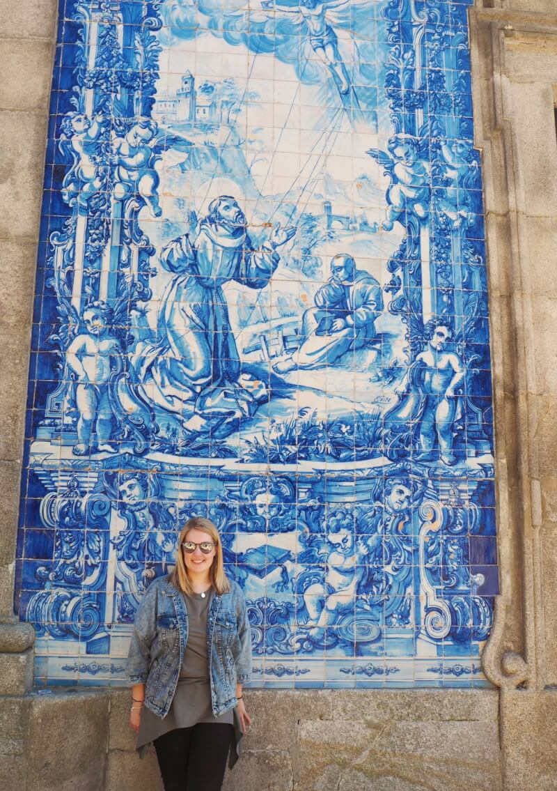 viewing churches is one of the top things to do in Porto