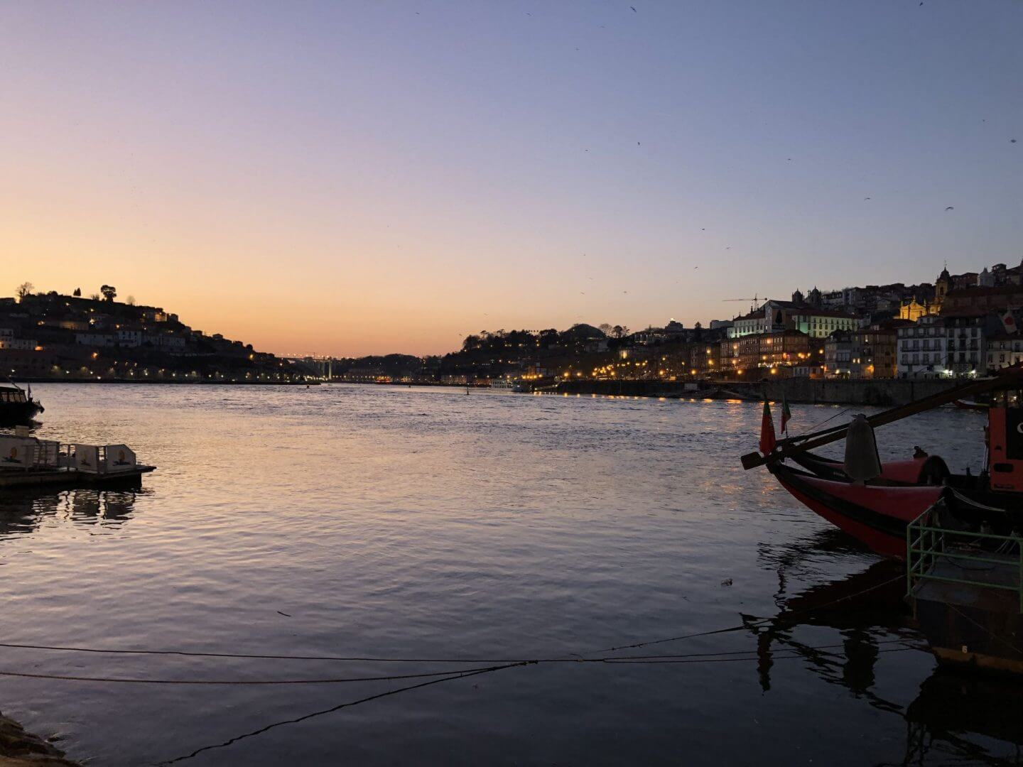 image of Douro river in Porto, part of the 2019 roundup