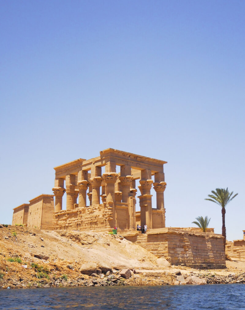 Philae is a must see temple in Egypt