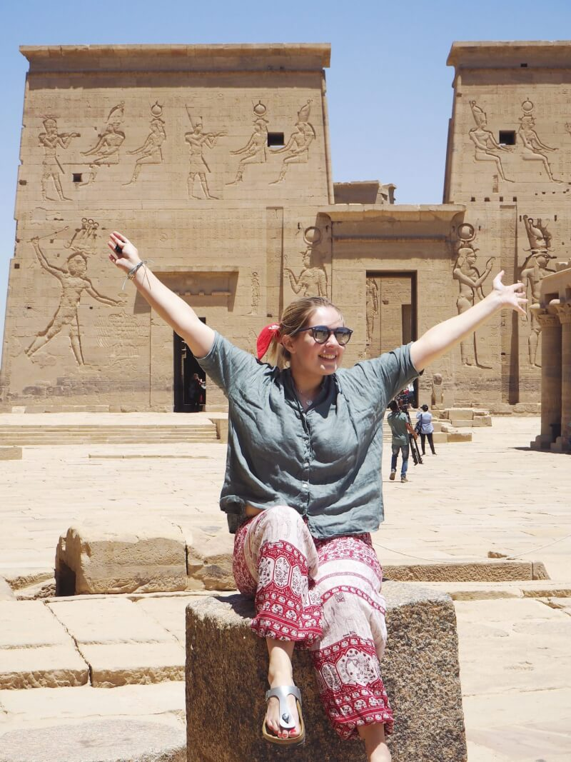 Philae temple is a must see temple in Egypt