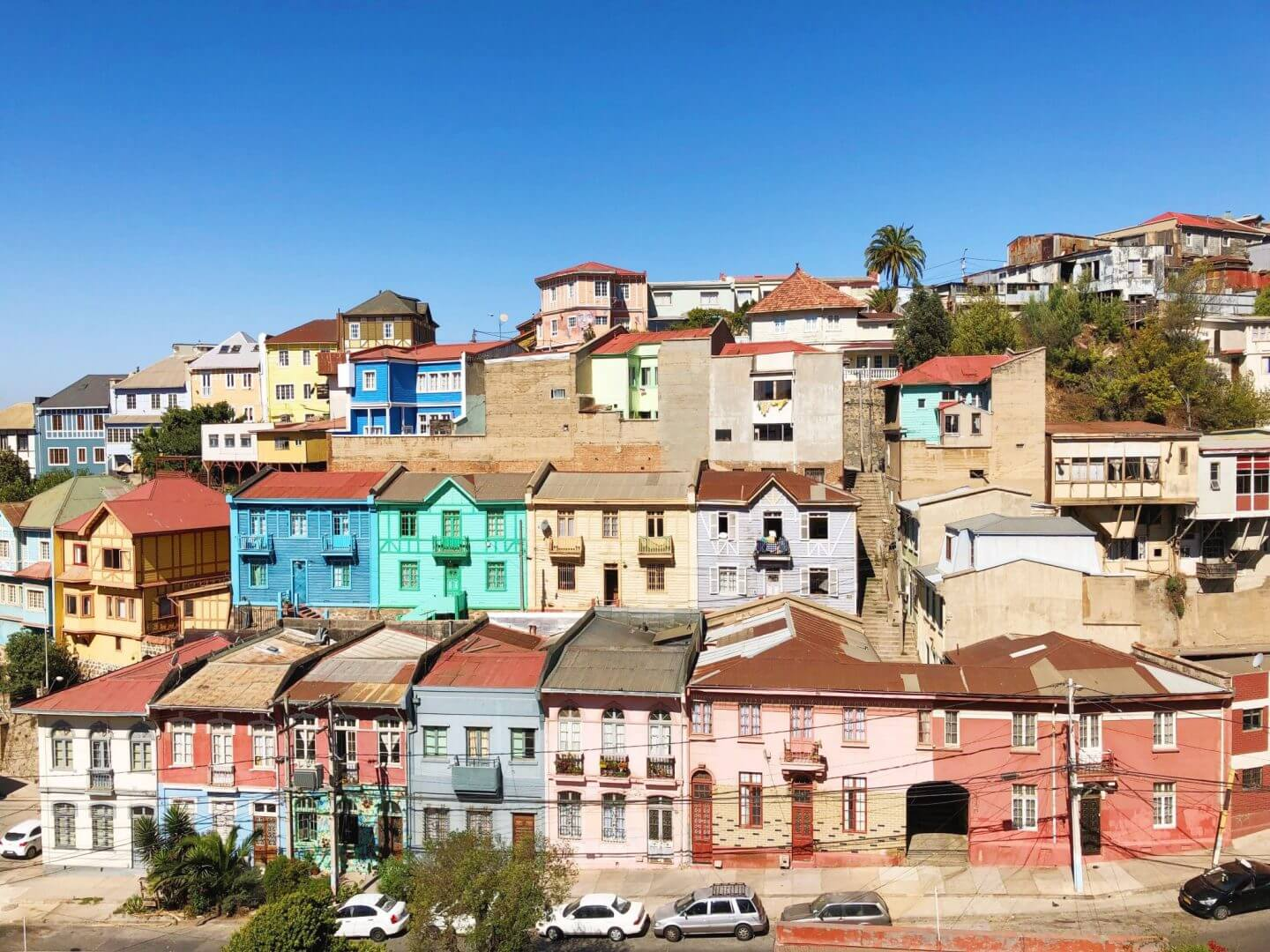 image of Valparaiso in Chile part of the 2019 roundup