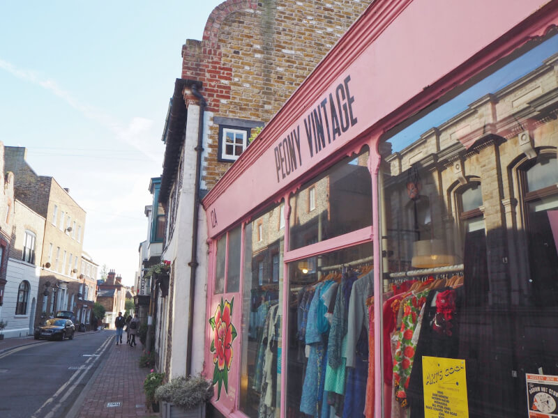 image of Peony Vintage in Margate