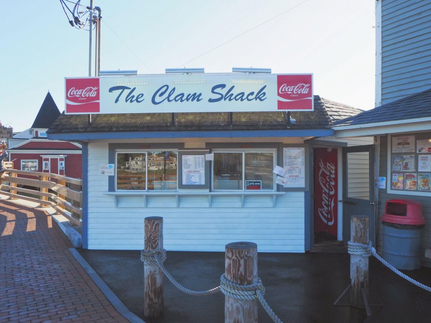 image of the Clam Shack, things to do in Kennebunkport