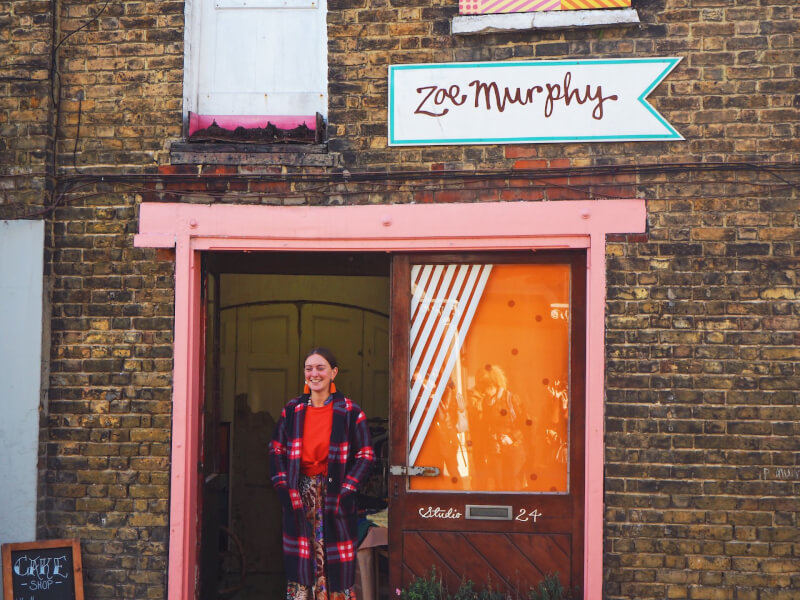 image of Zoe Murphy Studio in Margate