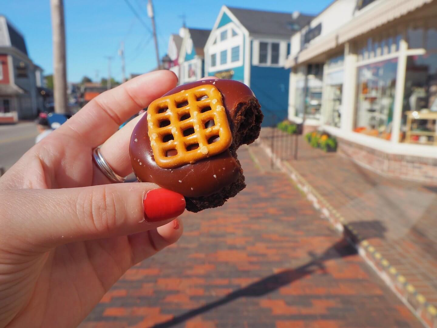image of Satellite Doughnut - things to do in Kennebunkport