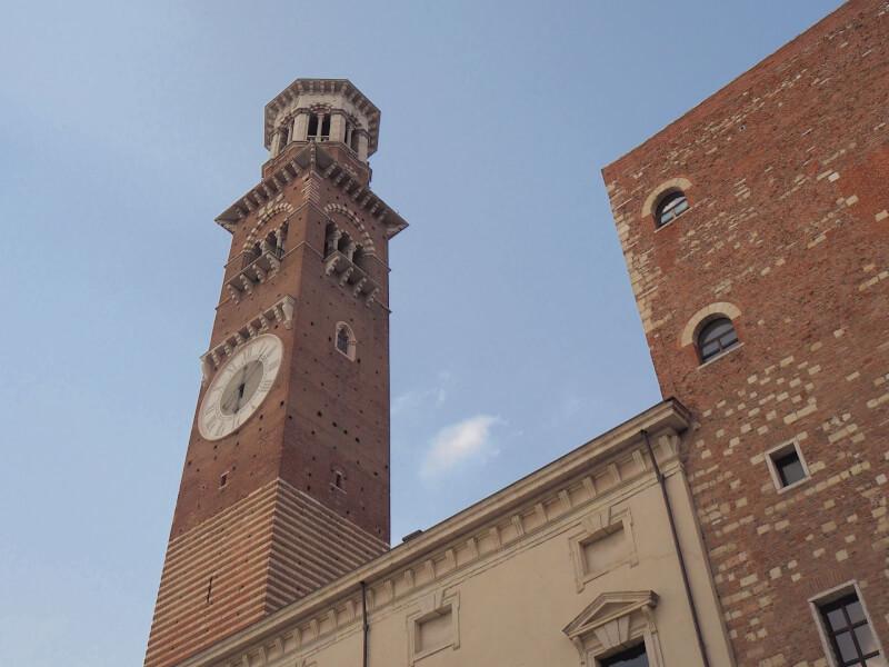image of Torre dei Lamberti in Verona